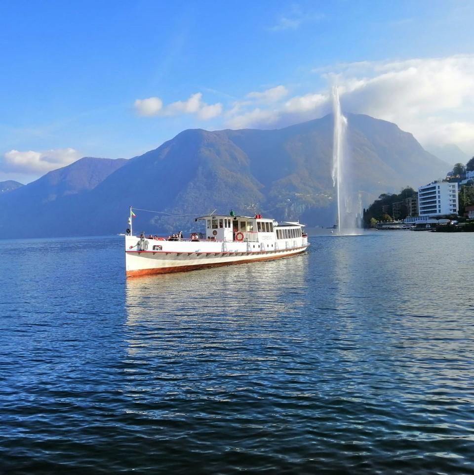 Società Navigazione Del Lago Di Lugano Lakelugano